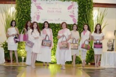 Jakarta : Beauty Batik Pink 2017