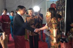 Yangon Myanmar : Batik Transformation 2015