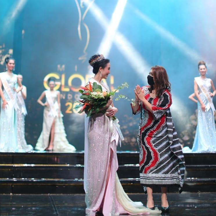 Miss Global Indonesia 2020_Coreta Louise-Batik dress-19